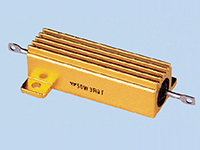 Metal Shell Case Wire Wound Resistor
